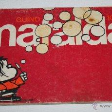 Cómics: COMIC, MAFALDA, TIRAS DE QUINO 10, EDITORIAL LUMEN 1981, TEBEO. Lote 53215814