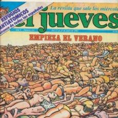 Cómics: EL JUEVES. LOTE DE 4 EJEMPLARES: 191,193,212,286. Lote 53340232