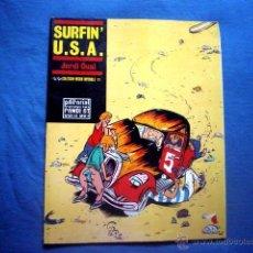 Cómics: COMIC SURFIN USA COLECCION MISION IMPOSIBLE Nº 11 JORDI GUAL 1988 ED COMPLOT . Lote 53483358