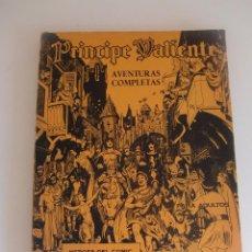 Cómics: COMIC PRINCIPE VALIENTE / AVENTURAS COMPLETAS Nº 1 / HEROES DEL COMIC / 1972 / FACICULOS DEL 1 AL 6. Lote 53499419