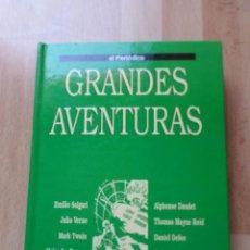 Cómics: GRANDES AVENTURAS_TOMO 3_EL PERIÓDICO. Lote 53527448