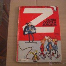 Cómics: LAS AVENTURAS DE ESPIRU Y FANTASIO Nº 9, TAPA DURA, DE JAIME LIBROS. Lote 53533734