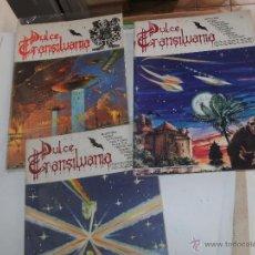 Cómics: DULCE TRANSILVANIA - N° 2-3-5 -. Lote 53537485
