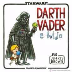 Cómics: STAR WARS. DARTH VADER E HIJO BROWN. Lote 53558980