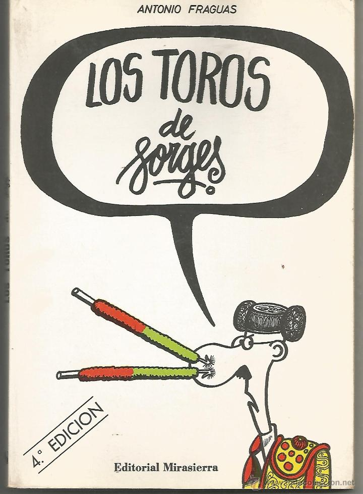 LOS TOROS DE FORGES, MIRASIERRA, MADRID, 1975 (Tebeos y Comics Pendientes de Clasificar)