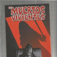 Cómics: MUERTOS VIVIENTES PORTADAS. Lote 53629543