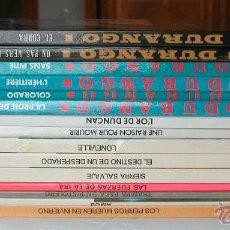 Cómics: DURANGO DE YVES SWOLFES COMPLETA 15 ALBUMES. Lote 53650227