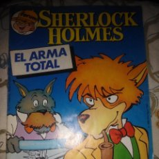 Cómics: SHERLOCK HOLMES EL ARMA TOTAL N 14. Lote 148829266