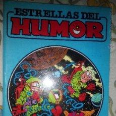Cómics: TOMO ESTRELLAS DEL HUMOR 14 MORTADELO Y FILEMOS ZIPI ZAPE. Lote 53736165