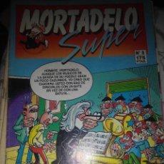 Cómics: SUPER MORTADELO NUMERO 5 EQUIPO B EDICIONES GRUPO Z. Lote 53736537