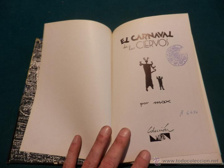 Resultat d'imatges de el carnaval de los ciervos