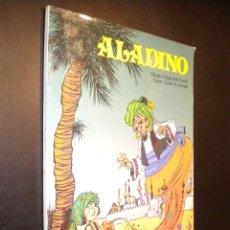Cómics: ALADINO / CHIQUI DE LA FUENTE Y CARLOS A. CORNEJO. Lote 53744993