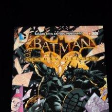 Batman Arkham Origins ECC