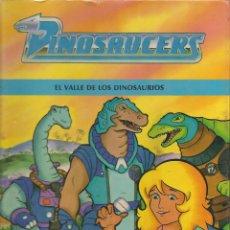 Cómics: DINOSAUCERS. Nº 1. EL VALLE DE LOS DINOSAURIOS. EDICIONES JUNIOR 1990. (Z2). Lote 53844084