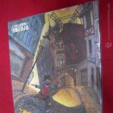 Cómics: EL BURDEL DE LAS MUSAS COLECCION COMPLETA 2 COMICS - SMUDJA - IO EDICIONES - CARTONE. Lote 53851095