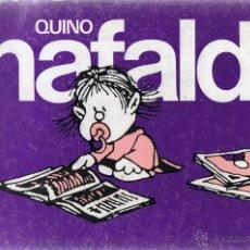 Cómics: CÓMIC MAFALDA Nº 8 QUINO. Lote 53906687
