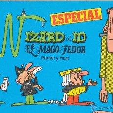 Cómics: PARKER Y HART, WIZARD OF ID. EL MAGO FEDOR. ESPECIAL 1+2. . Lote 53999401