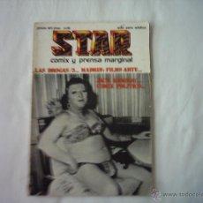 Cómics: STAR. COMIX Y PRENSA MARGINAL. Nº 16. 1976.. Lote 54065117