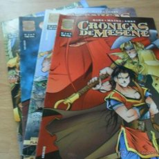 Fumetti: CRONICAS DE MESENE - COMPLETA 4 NUMEROS. Lote 54074440