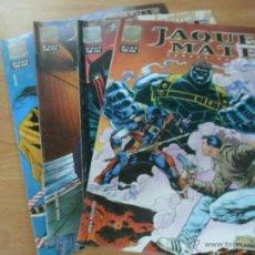 Cómics: JAQUE MATE - CEREZA MERINO - COMPLETA 4 NUMEROS. Lote 54074454