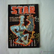 Cómics: STAR. COMIX Y PRENSA MARGINAL. Nº 18. 1976.. Lote 54065319