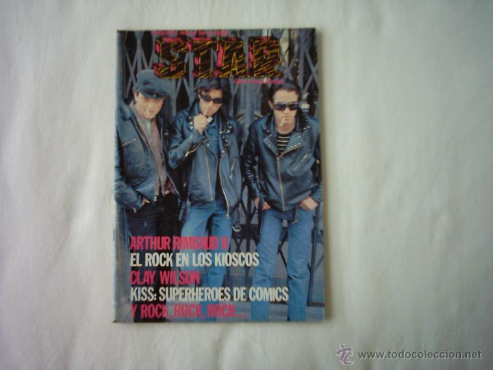 STAR. COMIX Y PRENSA MARGINAL. Nº 22. 1976. (Tebeos y Comics - Comics otras Editoriales Actuales)