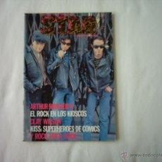 Cómics: STAR. COMIX Y PRENSA MARGINAL. Nº 22. 1976.. Lote 54084288