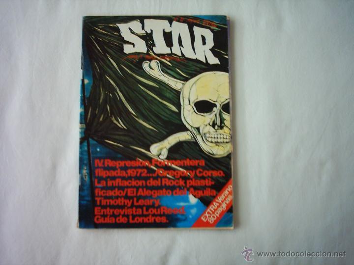 STAR. COMIX Y PRENSA MARGINAL. Nº 27. 1976. EXTRA VERANO. (Tebeos y Comics - Comics otras Editoriales Actuales)