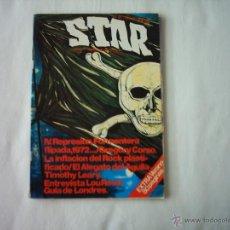 Cómics: STAR. COMIX Y PRENSA MARGINAL. Nº 27. 1976. EXTRA VERANO. . Lote 54084978