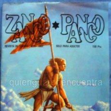 Cómics: ZANCO PANCO REVISTA DE COMICS 1983 Nº 1 NUEVO. Lote 54104550