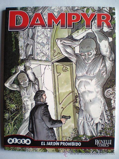 Cómics: Dampyr serie mensual (completa, Aleta Ediciones, Bonelli Cómics, 26 tomos) Nueva - Foto 7 - 54157156