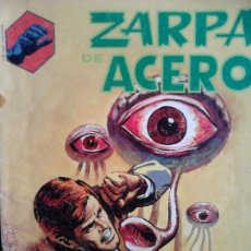 Cómics: ZARPA DE ACERO 2 LÍNEA SURCO. Lote 54181327