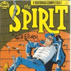 Cómics: THE SPIRIT. WILL EISNER. 4 HISTORIAS COMPLETAS. NORMA EDITIORIAL. BARCELONA. 1989. Lote 54218815