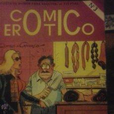 Cómics - COMIC EROTICO Nº 3 - EDITORIAL IRU S.A. - 54235832
