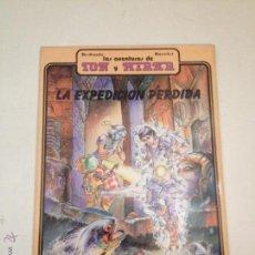 Cómics: COLECCION COMPLETA DE 1 NUMERO. ION Y MIRKA. EDITORIAL TTARTTALO 1984. HARRIET.. Lote 54243549