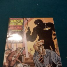 Cómics: LIVINGSTON CONTRA FUMAKE - COMIC DE KEKO VS. MIQUE - EDITORIAL COMPLOT, COLECCIÓN MISIÓN IMPOSIBLE 9. Lote 54270320