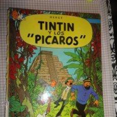 Cómics: TINTIN Y LOS PÍCAROS DE HERGÉ - JUVENTUD 1ª EDICCION 1976 -. Lote 54276472