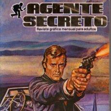 Cómics: RECOPILATORIO AGENTE SECRETO Nº 11 Y 12 Y TOP SECRET Nº 2 Y 3.. Lote 54309714