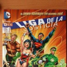Cómics: LIGA DE LA JUSTICIA 1 ECC. Lote 56265484