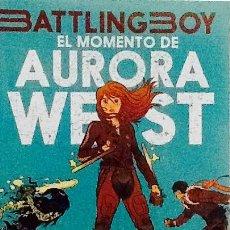 Cómics: EL MOMENTO DE AURORA WEST. PAUL POPE, JT PETTY Y DAVID RUBÍN. Lote 57052888