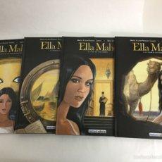Cómics: ELLA MAHÉ (COLECCIÓN COMPLETA 4 TOMOS) - NETCOM2 EDITORIAL. Lote 54368951