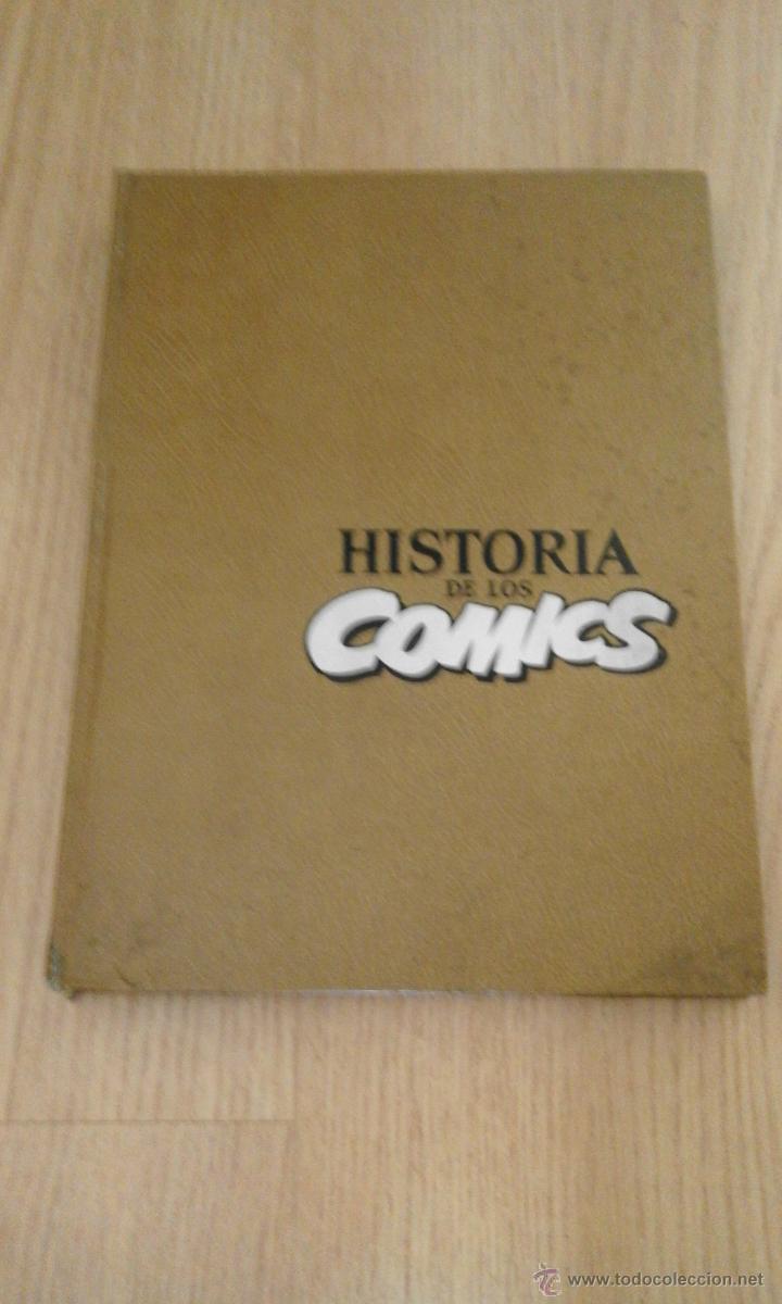 HISTORIA DE LOS COMICS: TOMO 1 (Tebeos y Comics Pendientes de Clasificar)