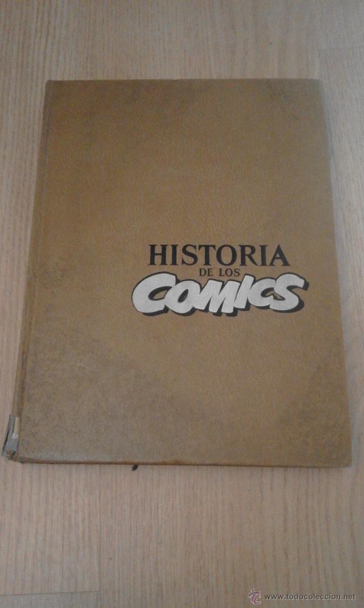 HISTORIA DE LOS COMICS: TOMO 2 (Tebeos y Comics Pendientes de Clasificar)