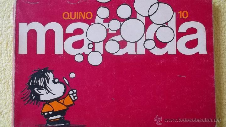MAFALDA. Nº10 - QUINO (Tebeos y Comics - Comics otras Editoriales Actuales)