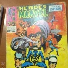 Cómics: HEROES MARVEL Nº 7. Lote 54457067