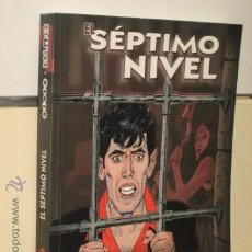 Comics: DYLAN DOG EL SEPTIMO NIVEL - ALETA OFERTA (ANTES 15.00 €). Lote 132091354