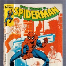 Cómics: TEBEO PETER PARKER ES... SPIDERMAN. Nº 48. COMICS FORUM. Lote 54484935