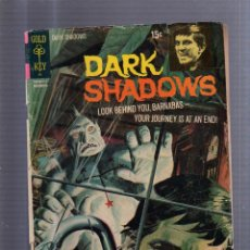 Cómics: TEBEO DARK SHADOWS. 1971. GOLD KEY. Nº 11. Lote 54485243