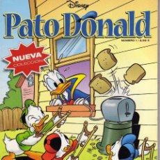 Cómics: PATO DONALD Nº 1 NUEVA COLECCIÓN RBA. Lote 54524890