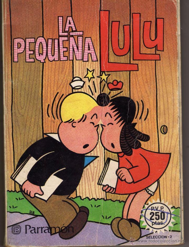 LA PEQUEÑA LULU SELECCIÓN Nº 2 ED. PARRAMON (Tebeos y Comics - Comics otras Editoriales Actuales)